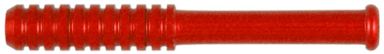 BAT12 - Standard Red Anodized Tobacco Bat