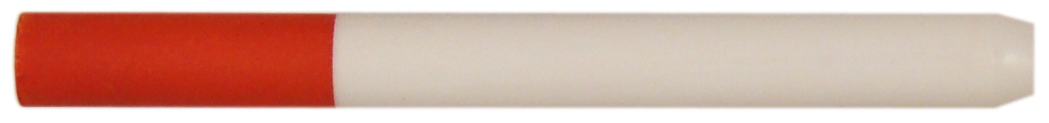 BAT24 - Standard Porcelain Cigarette Design Tobacco Bat