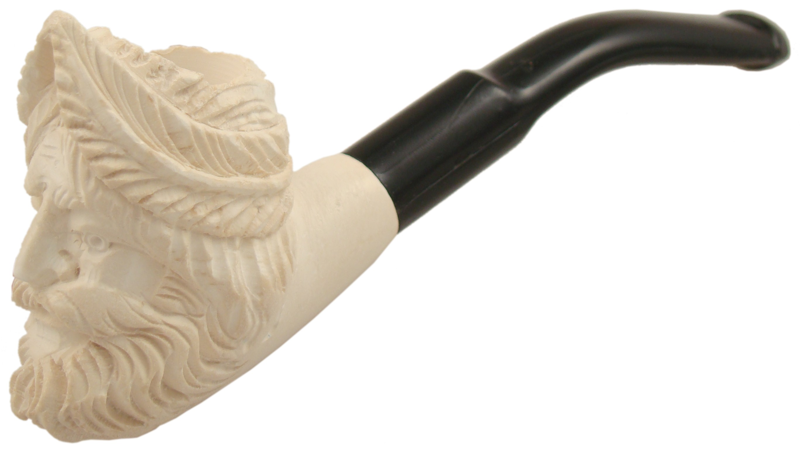 Mps046 Mini Zeus Meerschaum Tobacco Pipe