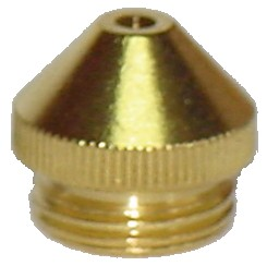 PLB02 - Brass Cone Tobacco Pipe Bowl Lid