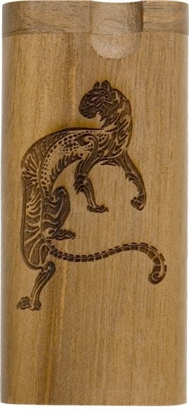 PTB80BR - Standard Twist Laser Etched Tobacco Box