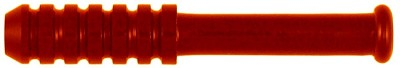 BAT11 - Compact Red Anodized Tobacco Bat
