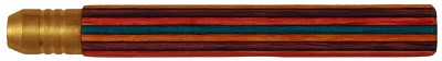 BAT21 - Standard Rainbow Wood Tobacco Bat
