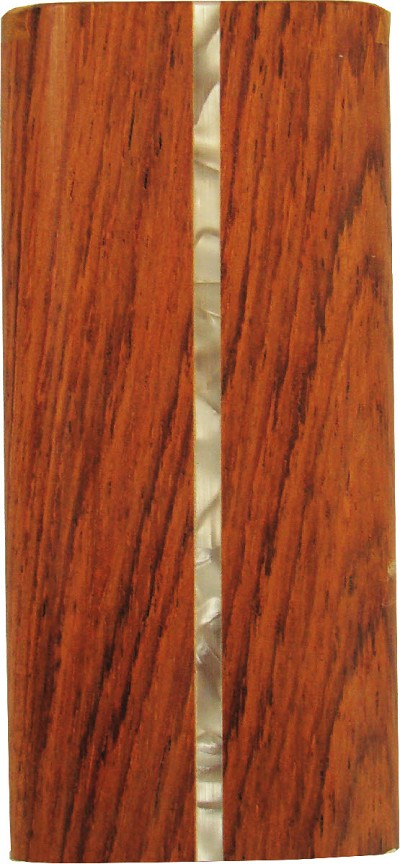 PTB18 - Compact Slide Rosewood Pearl Inlay Tobacco Box